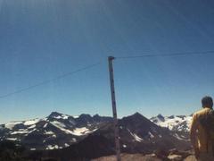 SOTA 2012 Bearcreek Mt.